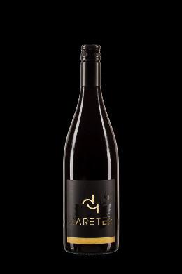 Rotweinflasche Weingut Hareter